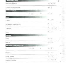 8 Grade Math Formula Chart Math Formulas Grade 7 Csdmultimediaservice Com