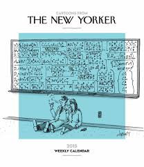 Cartoons From The New Yorker 2015 Weekly Planner Calendar Conde