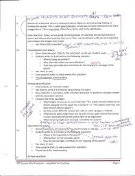 standard p caitlin s bportfolio a lesson plan reflecting my comments and suggestions after teaching