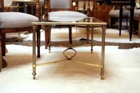 art deco coffee table french art brass glass coffee table for art deco coffee table