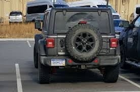 2018 jeep unlimited.  2018 2018 jeep wrangler unlimited rubicon rear view in colorado photo 154806843 inside jeep unlimited