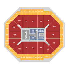 Chartway Arena Norfolk Tickets Schedule Seating Chart