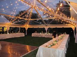 wedding tent lighting ideas. No-liner-offer-the-outside-wedding-tents-inside- Wedding Tent Lighting Ideas T