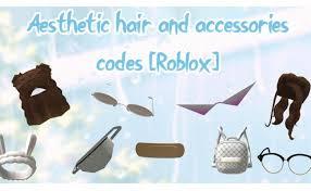Bathroom decal id s videosmove com roblox user friend. Aesthetic Roblox Hair And Accessories Codes Cute766