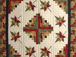 Autumn Splendor Log Cabin Quilt -- magnificent cleverly made Amish ... & ... Gold Red and Sage Autumn Splendor Log Cabin Throw / Wall Hanging Photo  2 ... Adamdwight.com