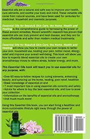 medicinal essential oils book