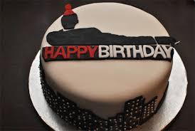 Happy Birthday Cakes For Men 12 Cupcakes Guys Photo Man Cake 600402
