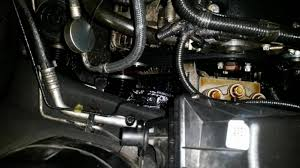 2011 chevy cruze bad oil leak