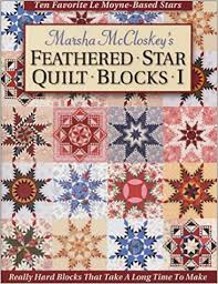 Feathered Star Quilt Blocks I: Marsha McCloskey: 9780963542298 ... & Feathered Star Quilt Blocks I: Marsha McCloskey: 9780963542298: Amazon.com:  Books Adamdwight.com