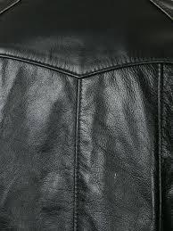 fake alpha vintage 1960s bates motorcycle racing jacket