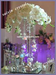 candles crystal candle centerpiece new design wedding with hanging votive holder candles drop holde