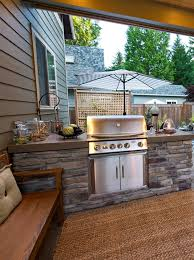 Backyard Kitchens 2