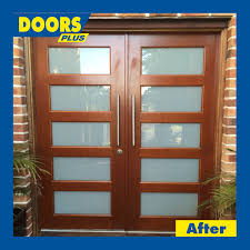 front hinged solid timber with glass doors 1 2 3 next