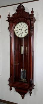 id 1818 seth thomas regulator no 19 a fine quality reion of the most desirable seth thomas weight regulator
