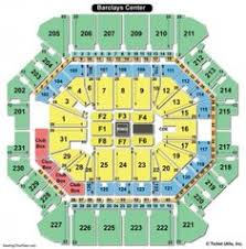 Barclays Wrestling Seating Chart 11 Best Barclays Center Images Barclays Center Elements