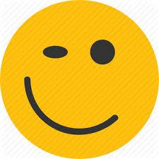 Emoji Mood Wink Wink Emoji Winking Smiley Icon