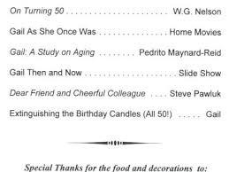 Dinner Program Templates Birthday Program Sample Party 80th Templates Invitations Online