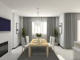 dining room curtains images. curtains modern for dining room designs best 20 living images 4