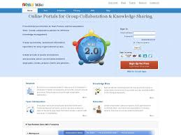Wikis Business Zoho Wiki Review Pricing Pros Cons Features