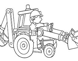 Tand Kleurplaat Tractor Shshiinfo