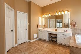 bathroom vanities makeup area