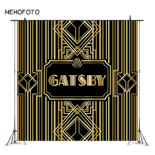 <b>Neoback</b> Great <b>Gatsby</b> Backdrop <b>for</b> Photography <b>Birthday</b> Theme ...