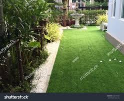 Home Golf Course Design Home Golf Course Architecture Design Grass Stock Photo Edit