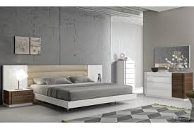 White And Walnut Bedroom Furniture White King Size Bedroom Sets Imencyclopediacom