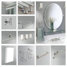 gatco bathroom accessories. Gatco 1687 Latitude II Triple Sconce, Satin Nickel - Wall Sconces Amazon.com. Bathroom HardwareTowel Accessories