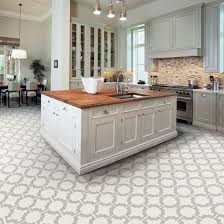 fabricated vinyl floors white wood kitchen cabinet systems elegant pendant  lamps big shelves with framed-