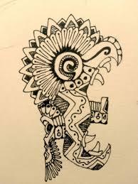 Mayan Patterns Awesome Mayan Drawing At GetDrawings Free For Personal Use Mayan