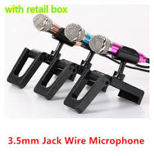 discount phone jack box 2016 phone jack box on at dhgate com smallest wire microphone for iphone 5 6 6s samsung s6 3 5mm jack high performance mini microphones retail box shipping phone jack box on