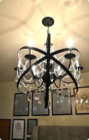 fresh restoration hardware knock off lighting and chandelier amazing for ins crystal orb chandelier restoration