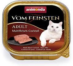 <b>Animonda</b> vom Feinsten <b>Adult</b> 6 x 100g - Multi-Meat <b>Cocktail</b> ...
