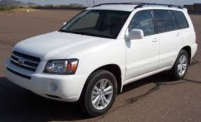 2007 Toyota Highlander Hybrid - Information and photos - ZombieDrive