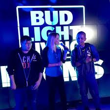 Bud Light Living Room