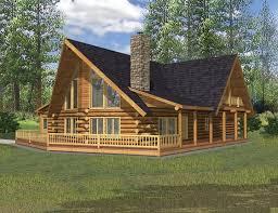 3 Bedroom Cabin Plans