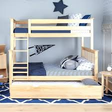 solid wood twin bunk bed with trundle white free regard to max lily solid wood white twin over full bunk with trundle beds