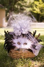 plantation spa and wedding basket large