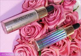 makeup revolution liquid highlighters review 1