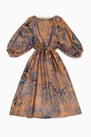 Samuji Size Chart Samuji Wandella Dress In 2019 Dresses Fashion Blue Copper