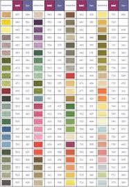 Dmc Color Chart For Diamond Painting 5d Diamond Painting Color Chart Bedowntowndaytona Com