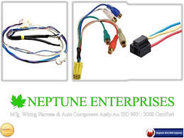 automobile wiring harness in pune neptune enterprises Wire Harness Assembly Wire Harness Job Description #16