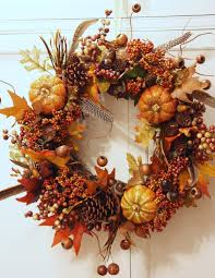 Fall Wreath How To Make Fall Wreaths 54 Easy Tutorials Guide Patterns