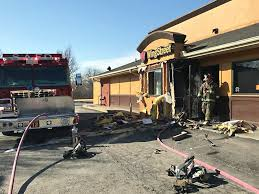 pizza hut building fire. Fine Fire Electrical Short Causes Fire At Smithville Pizza Hut For Building Fire E
