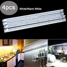 kitchen under counter led lighting. Beautiful Counter Image Is Loading 4pcsKitchenUnderCabinetCounterLEDLightBar With Kitchen Under Counter Led Lighting
