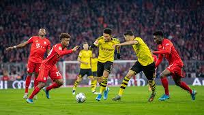 Still, bayern munich will never go down without a fight. Bayern Munich Vs Borussia Dortmund 7 Classic Clashes In Germany S Klassiker 90min