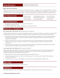 Senior Account Manager Resume Senior Account Manager Resume