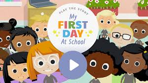 Play My First Day At School Starting Primary School Fun