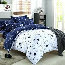 navy blue and white bedding new hot sets full queen size bedspread modern ideas a